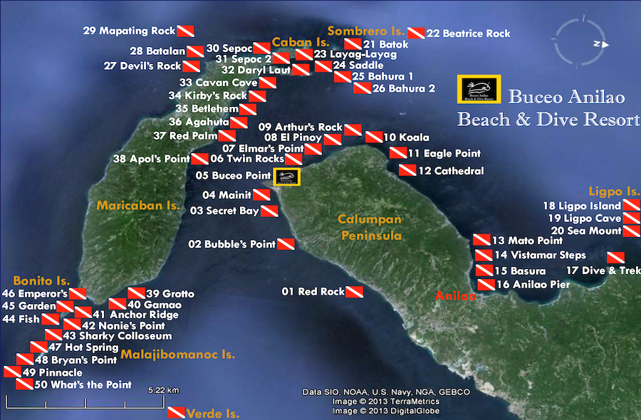 Philippines Dive Holidays