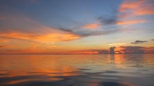 Tubs SEscario Sunset